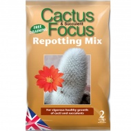 Growth Technology Земля для кактусов Cactus Repotting Mix