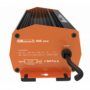 Электронный балласт GIB Lighting ЭПРА 600W NXE с регулятором - фото 2